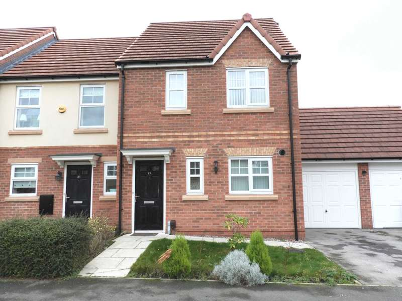 3 Bedrooms Town House for sale in Highfield Road, Huyton