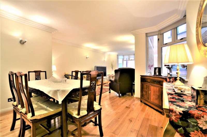 2 Bedrooms Flat for sale in Bourdon Street, London