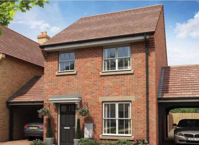 3 Bedrooms Detached House for sale in Gosford, Saxon Fields, Biggleswade SG18 8UG