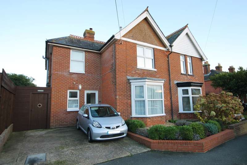 3 Bedrooms Semi Detached House for sale in High Street, Freshwater