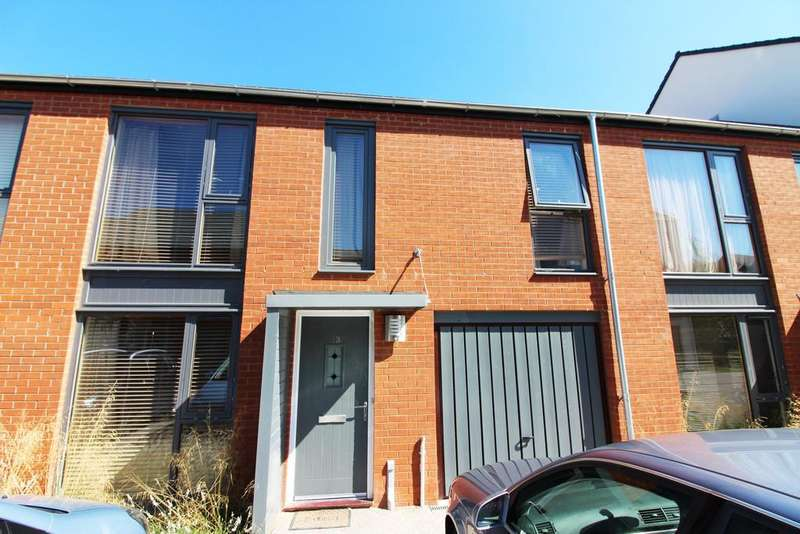 4 Bedrooms Terraced House for sale in Oberon Grove, Street