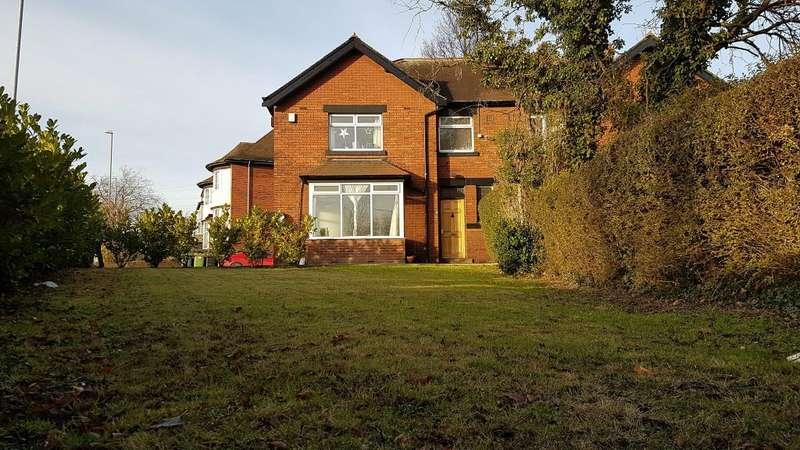 6 Bedrooms Semi Detached House for sale in Harrogate Road, Leeds, West Yorkshire LS7 4LA