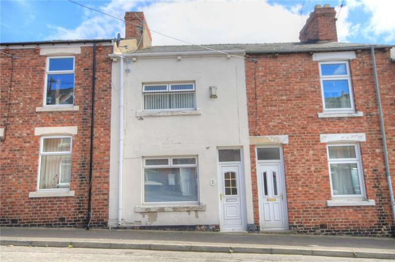 2 Bedrooms Terraced House for sale in Bircham Street, South Moor, Stanley, DH9