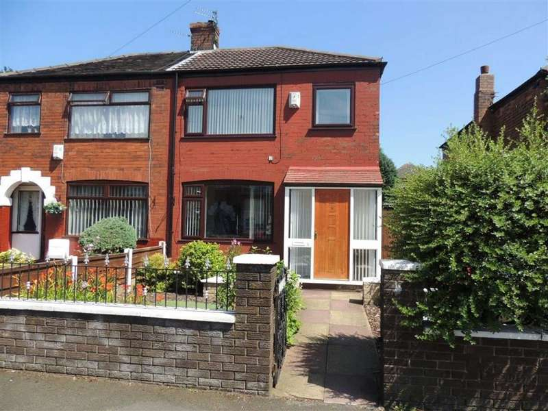 3 Bedrooms Semi Detached House for sale in Homebury Drive, Clayton, Manchester