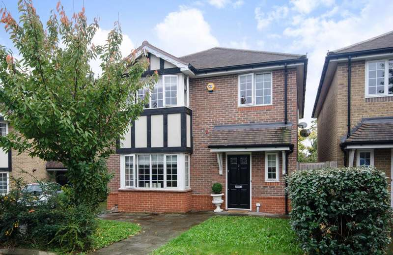 5 Bedrooms Detached House for sale in Daisy Close, Kingsbury, NW9