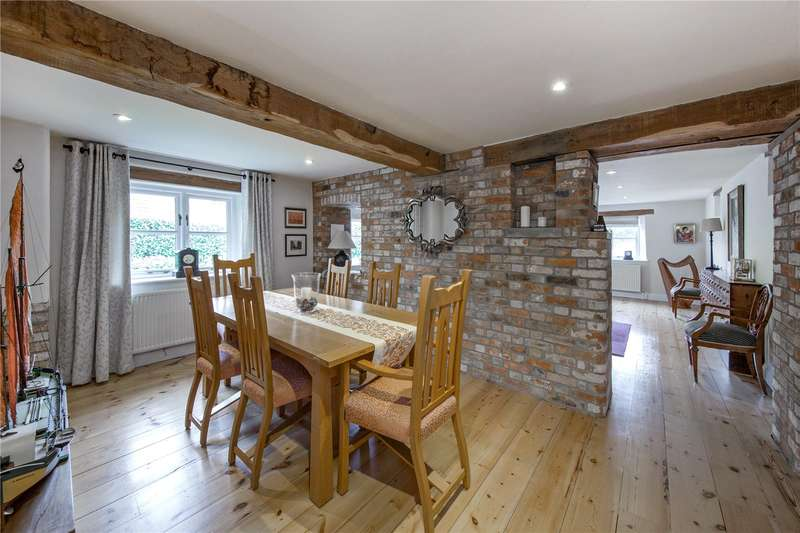 4 Bedrooms Semi Detached House for sale in Manor Farm, Toot Baldon, Oxford, OX44