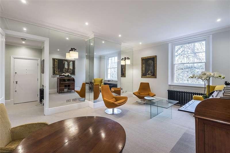 2 Bedrooms Flat for sale in Eccleston Square, London, SW1V