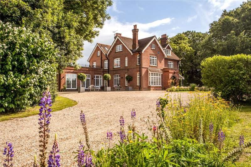 7 Bedrooms Detached House for sale in Mincingfield Lane, Durley, Hampshire, SO32