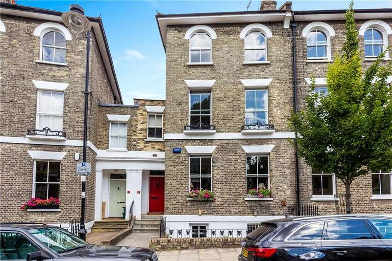 5 Bedrooms Semi Detached House for sale in Richmond Crescent, Islington, London, N1