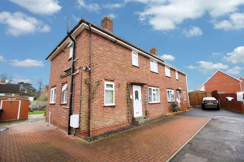 3 Bedrooms Semi Detached House for sale in Gowle Road, Stowmarket