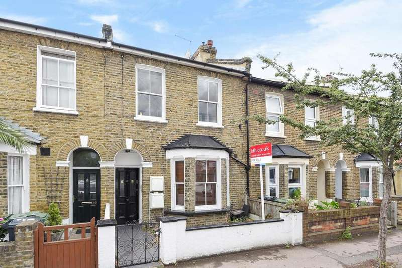 4 Bedrooms Terraced House for sale in Hargwyne Street, Clapham