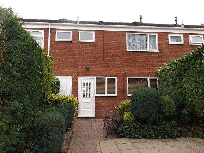 3 Bedrooms Terraced House for rent in Waverley Court, Bedlington