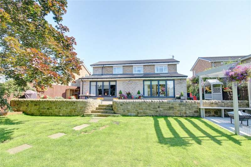 4 Bedrooms Detached House for sale in St. Marys Grove, Tudhoe Village, Spennymoor, DL16