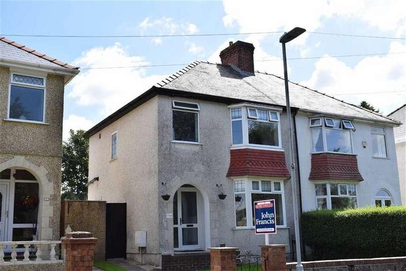 3 Bedrooms Semi Detached House for sale in Lon Coed Bran, Cockett