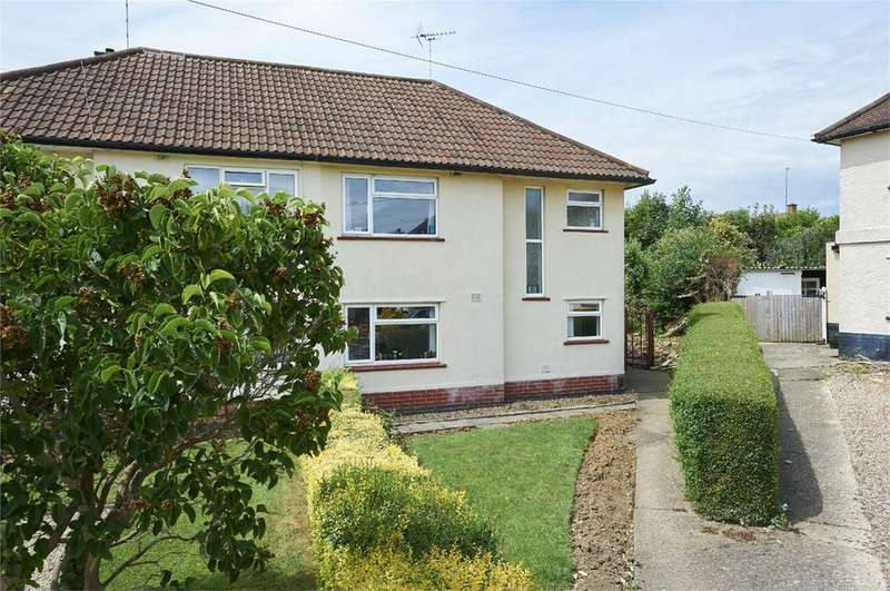 3 Bedrooms Semi Detached House for sale in The Broadway, Market Harborough, Leicestershire
