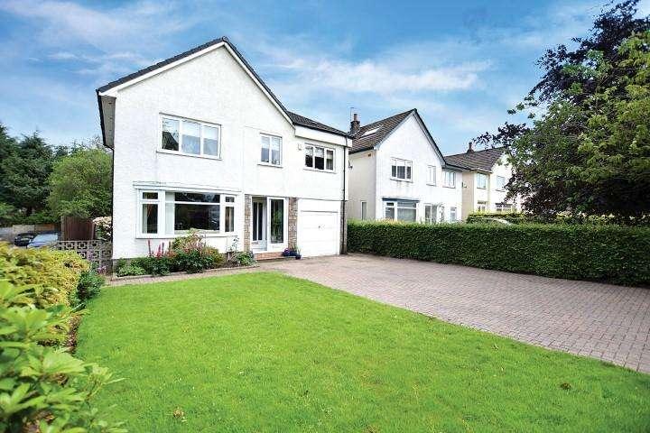 4 Bedrooms Detached House for sale in 65 Stockiemuir Avenue, Bearsden, G61 3JJ