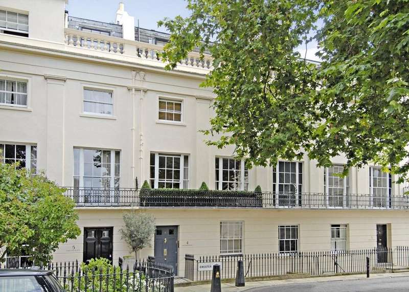 7 Bedrooms Terraced House for sale in Chester Place, Regent's Park, London, NW1