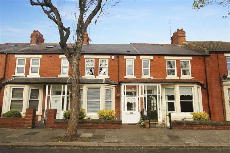 3 Bedrooms Terraced House for sale in Gladstone Avenue, Whitley Bay, Tyne And Wear