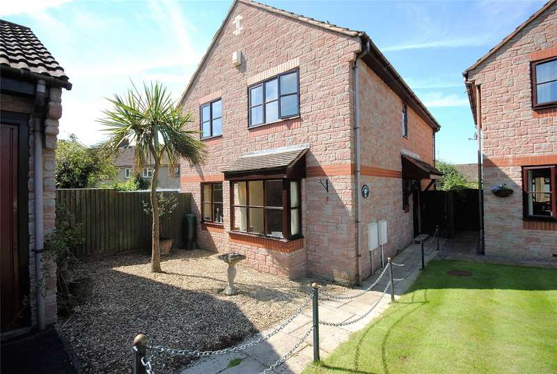 4 Bedrooms Detached House for sale in Cross Farm Road Draycott Cheddar BS27