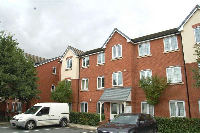 2 Bedrooms Flat for sale in Wellwood Close, Ellesmere Port