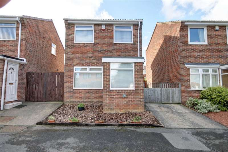 2 Bedrooms Detached House for sale in Scardale Way, Belmont, Durham, DH1
