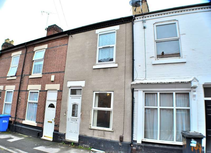 2 Bedrooms Terraced House for sale in Drewry Lane , Derby DE22