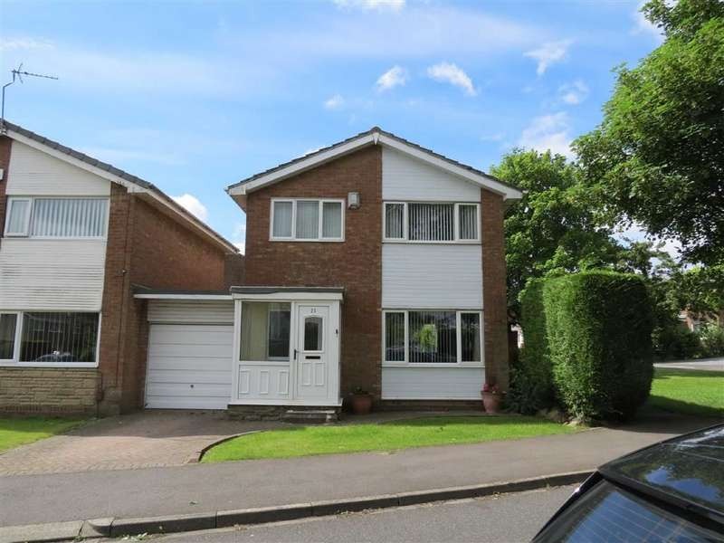 3 Bedrooms Link Detached House for sale in Dilston Close, Oxclose, Washington