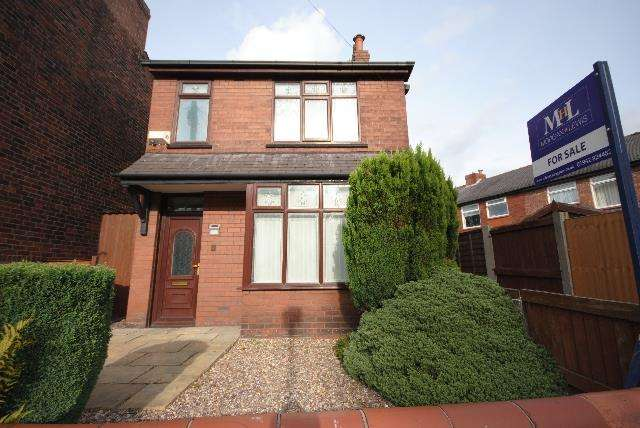 3 Bedrooms Detached House for sale in Bell Lane, Orrell, Wigan