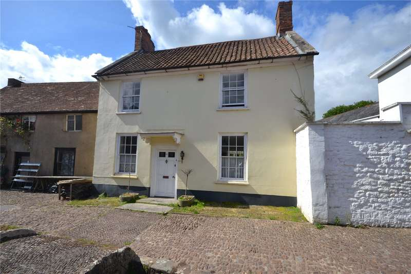 4 Bedrooms House for sale in St. Mary Street, Nether Stowey, Bridgwater, TA5