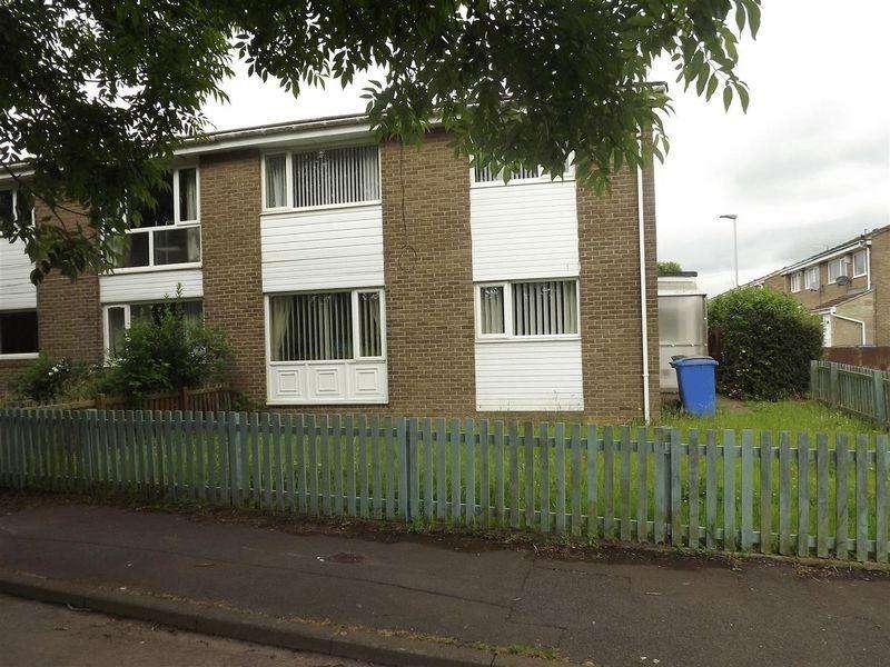 2 Bedrooms Semi Detached House for sale in Linslade Walk, Cramlington