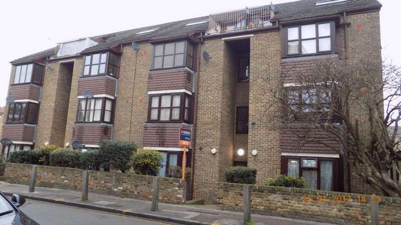 1 Bedroom Flat for sale in 8 Francis Street, Woolwich, SE18
