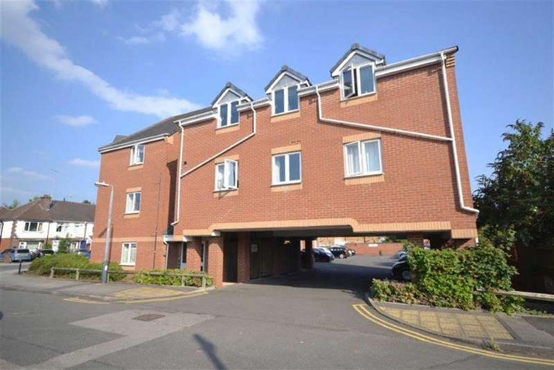 2 Bedrooms Flat for sale in Atholl Court, Stockingford, Nuneaton