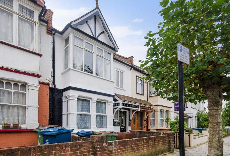 4 Bedrooms House for sale in Vaughan Road, West Harrow, HA1
