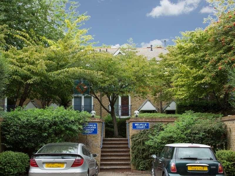 4 Bedrooms Terraced House for rent in Melville Court, Deptford SE8