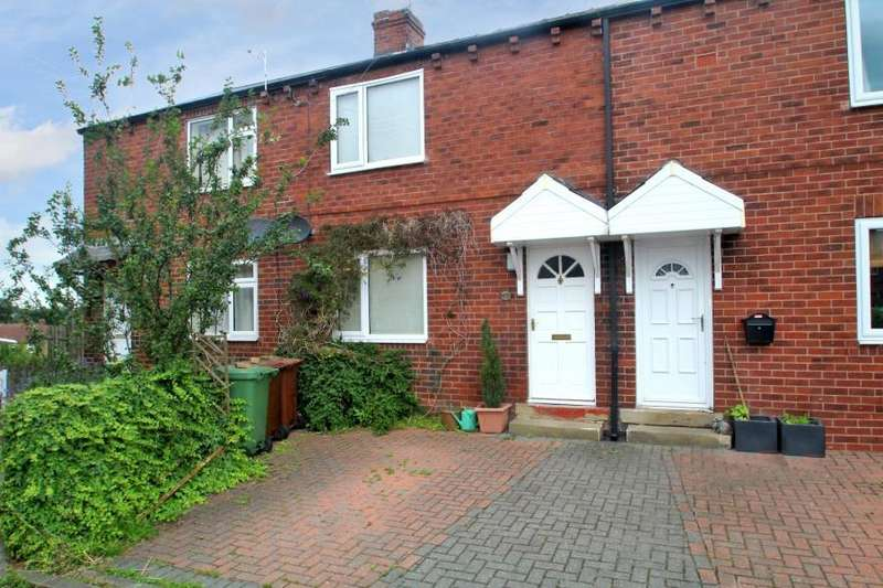 2 Bedrooms Terraced House for sale in GERVASE ROAD, HORBURY, WAKEFIELD, WF4 6JF