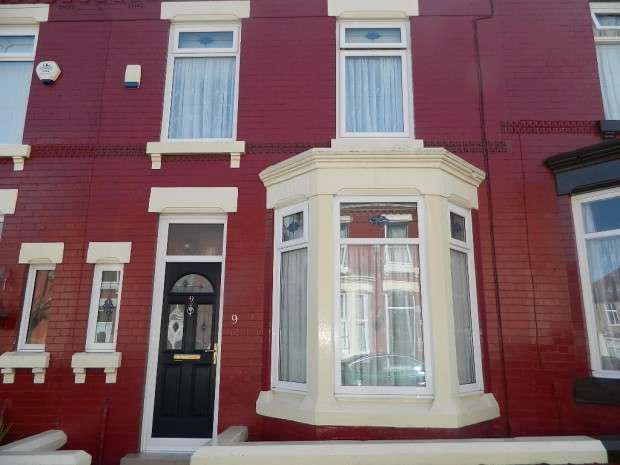 3 Bedrooms Terraced House for sale in Norris Green Road, West Derby, Liverpool, L12