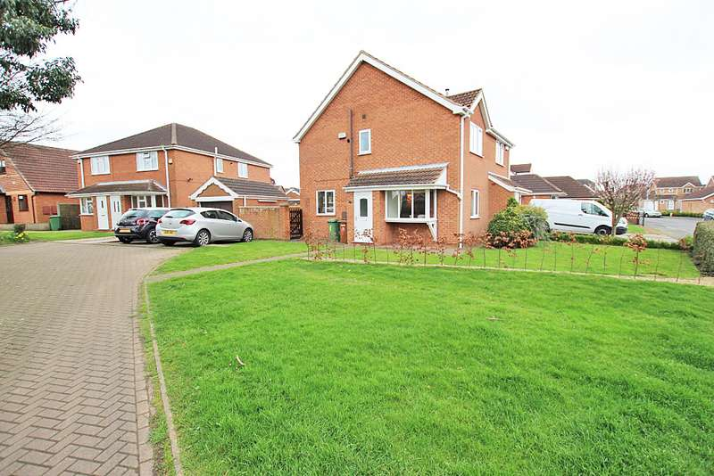 2 Bedrooms Semi Detached House for sale in ROSEDALE, WALTHAM, GRIMSBY