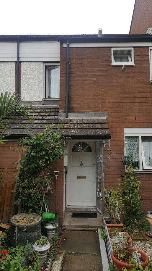 2 Bedrooms Terraced House for sale in Marsland Close, London SE17