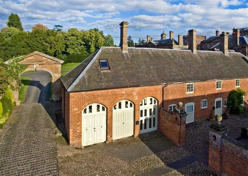 2 Bedrooms Barn Conversion Character Property for sale in The Shooting Lodge, 2, Patshull Hall Mews, Burnhill Green, Wolverhampton, South Staffordshire, WV6