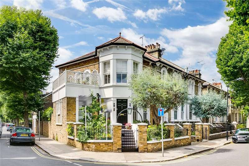 5 Bedrooms Semi Detached House for sale in Bridge View, Hammersmith, London