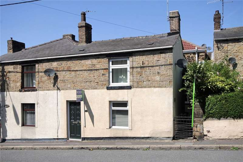 2 Bedrooms End Of Terrace House for sale in Durham Road, Blackhill, Consett, DH8