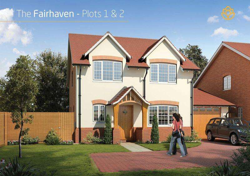 4 Bedrooms Detached House for sale in Plot 1 Fairhaven, Barley fields,Lea Lane, Preston **HELP TO BUY PRICE-296,000**