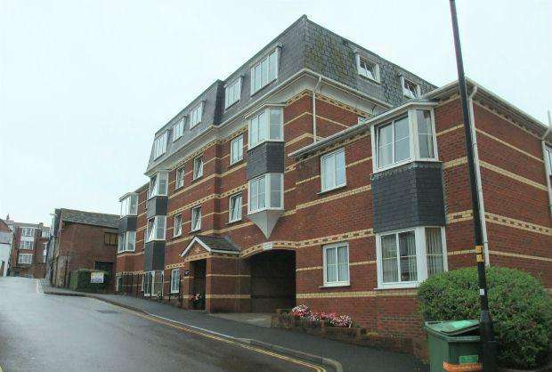 2 Bedrooms Flat for sale in Little Bicton Court, Exmouth