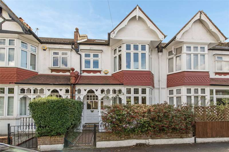 6 Bedrooms Terraced House for sale in Stuart Road, Southfields, London, SW19