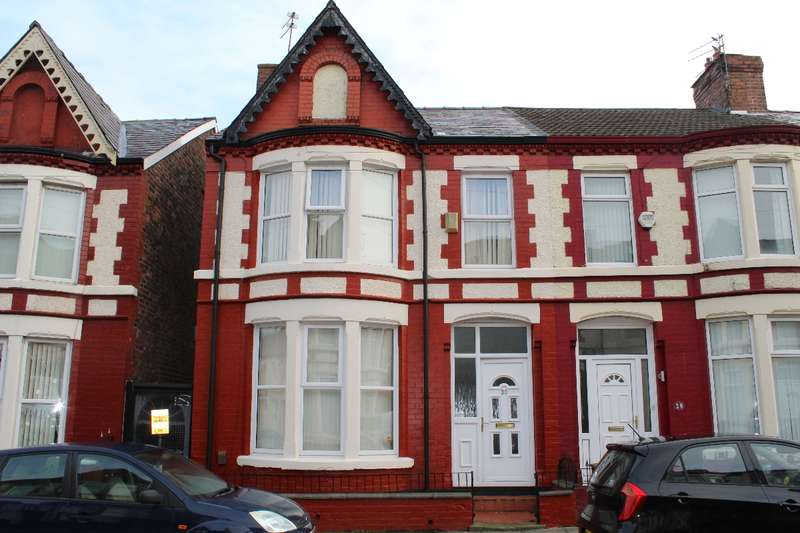 3 Bedrooms Terraced House for rent in Fitzgerald Road Old Swan L13