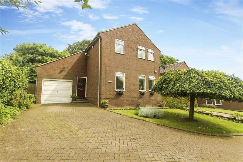 4 Bedrooms Detached House for sale in The Spinney, Killingworth