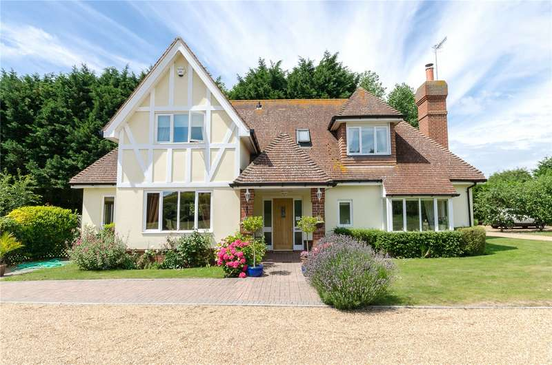 4 Bedrooms Detached House for sale in Littlehampton Road, Ferring, West Sussex, BN12