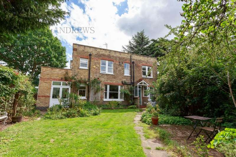 2 Bedrooms House for sale in Wetherall Cottage, Castlebar Hill, Ealing, W5