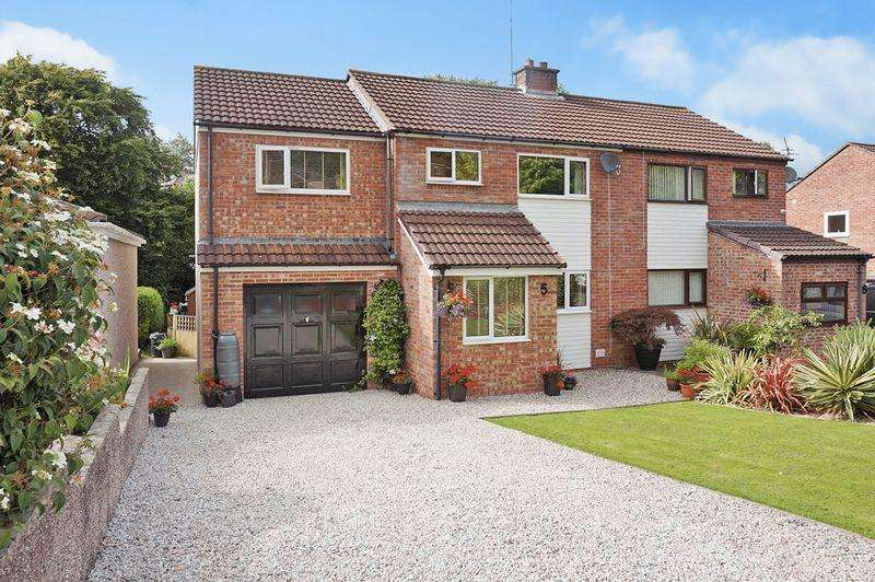 6 Bedrooms Semi Detached House for sale in Trecarn Close, Launceston
