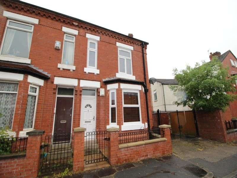 3 Bedrooms Property for rent in Crosfield Grove, Manchester, M18